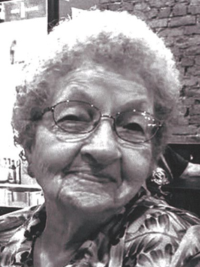 Lois Evelyn (Van Boening) Shafer, 94
